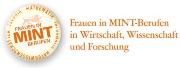Logo Frauen in MINT-Berufen